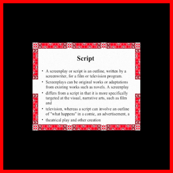 Here a Script, There aScript
