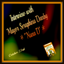 A Mayoral Conversation & Nana D's Stupendous BananaFlan