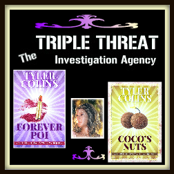Friday the 13th Double Whammy – LOL – Plugging the Forever Poi Promotion (Day 4) & Publicizing the Coco's Nuts Promotion (Day1)