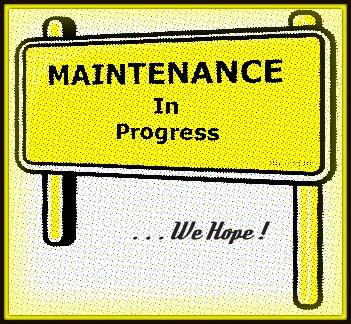 Under Maintenance . . . WeHope